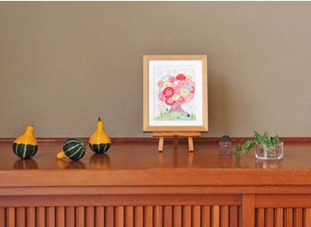 玄関に飾る絵画インテリア