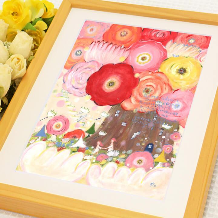 結婚記念日プレゼント、結婚祝いに人気、おすすめの絵画